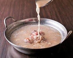 博多華味鳥の水炊き鍋