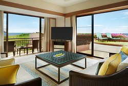 Terrace Suite Living Room
