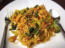 yellow Noodle very delicious..++