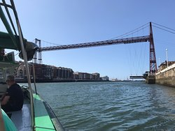 Desde el bote