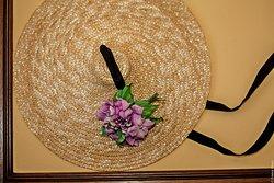 Цветы и шляпки