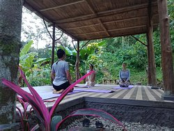 Relaxing and some meditation and yoga class,,,,