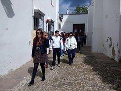 Visitas guiadas para grupos Judería de Córdoba, Mezquita- Catedral de Córdoba y principales monumentos de Córdoba.