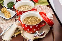Czech soups