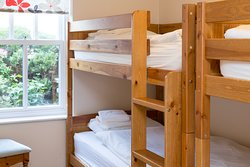 Howgills Apartment 7 - Two single bunk beds bedroom