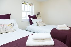 Howgills Apartment 11 - Two single beds bedroom (Twin)