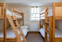 Howgills Apartment 9 - Two bunk beds bedroom
