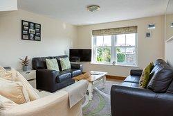 Howgills Apartment 10 - Lounge area