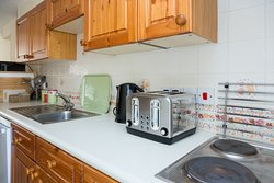 Howgills Apartment 10 - Kitchen area