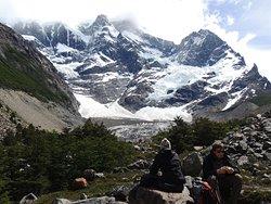 Trekking Parque Nacional Torres del Paine.