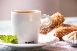 cafe con Baklawa combos