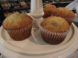 NH - DOVER - LOXSMITH - CLOSEUP OF MUFFINS
