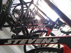 Stevens Ventoux Disc Ultegra Di2
