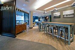 The Kitchen restaurant interior