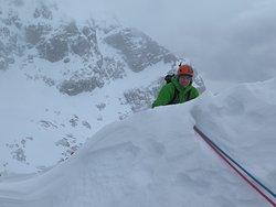 Winter mountaineering, Ben Nevis