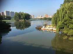 Early morning at Bochishan park
