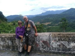 Along the Ho Chi Minh Trail