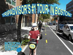 """Let the good times roll w/the """"best way to see the city"""" 😃#Boston #Segway#Tours!www.bostonsegwaytours.net"""