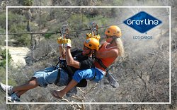 "Get ready for an extreme adventure, book now our ""Monster Ziplines Activity""!"