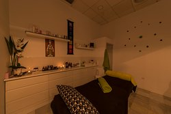 one of the room. clean, calm and comfortable. hit global massage tenerife