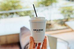 Κρυος καφες μονο απο το Orange