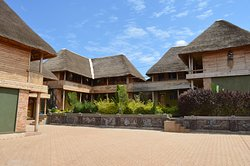 The best place to stay  in and around Uganda Martyrs shrine -Namugongo