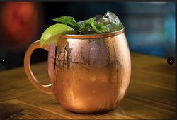 Moscow mule 2x1