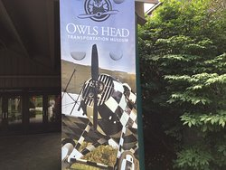 Owl's Head Transportation Museam