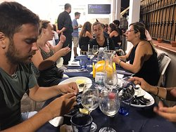 Una cena in compagnia