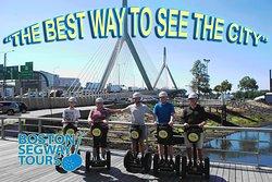 Top rated on #tripadvisor, brings #family together, creates #memories that last a lifetime. #Boston #Segway #Tours 😎www.bostonsegwaytours.net