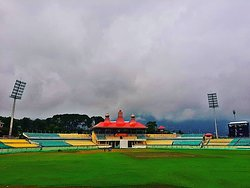 Beautiful stadium...