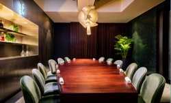 Table 65 private dining room
