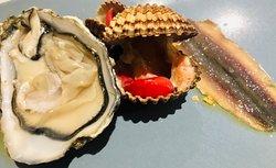 Ostrichetta e cuore di mare