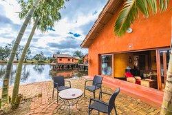 Lac Hotel Sahambavy, Fianarantsoa, Madagascar! Photo by @ourplanetinmylens