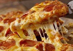 double peproni pizza
