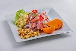 Trout Ceviche