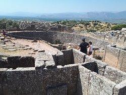Остатки города, построенного 3,5 тысячи лет назад