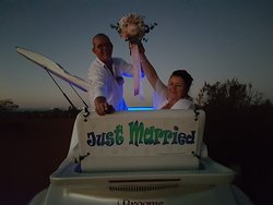 Calll us for a quote for your wedding Transport