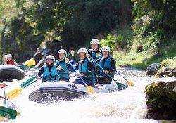 Mini Raft : Autonomie et esprit d'équipe !