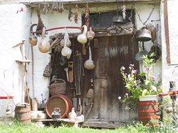 Old house in Sokobanja.