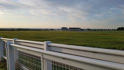 Epsom Downs Racecourse, August 2019