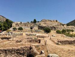 Archaelogical site Mycenae  Tzanis Taxi-Tour&Transfer(Ancient Theater Epidaurus-Ligourgio-Epidauvros) Tell:30 6947600696 Email:tzanistaxi@gmail.com