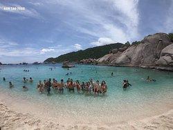 KOH TAO TOUR               Snorkeling trip around                                      KOH TAO -KOH  NANG YUAN Booking here:084-8507628, 083-8301912  Date 20/07/19 #เกาะเต่าทัวร์ #เกาะเต่าไทยแลนด์ #kohtaotour#kohtao#kohtaoisland #kohtaotrip #kohtaothailand #snorkelling #snorkelingtrip#tao
