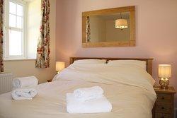 Our Rosemoor room (kingsize bed)