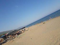 Rauf Denktaş Bakımsız Halk Plajı Anamur