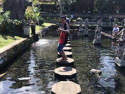 """""""Best Driver in Bali"""" the right name, Putu is a very good driver and the perfect guide to bring you to the nice places of this beautiful island, I really recommend him as he is very professional and a very nice person!"""
