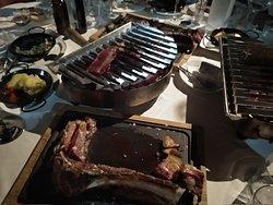 El Gamonal, cena muy agradable!!comida buenísima, muy bien servicio