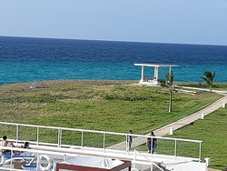 Ocean Vista Azul