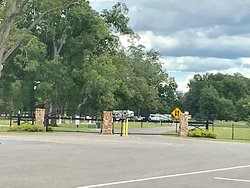 RV Park is a gated area so it is very safe