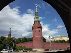 The Kremlin from the River